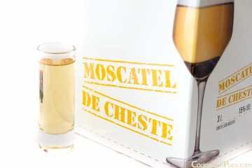 moscatel de Cheste La Cartuja
