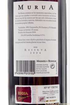 murua vino tinto blanco