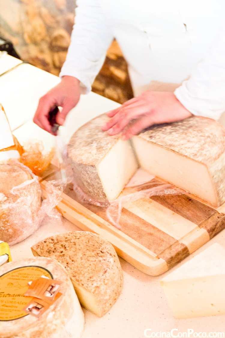 queso artesano Slow Food Valencia