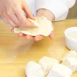 receta pan chino bao baozi paso a paso