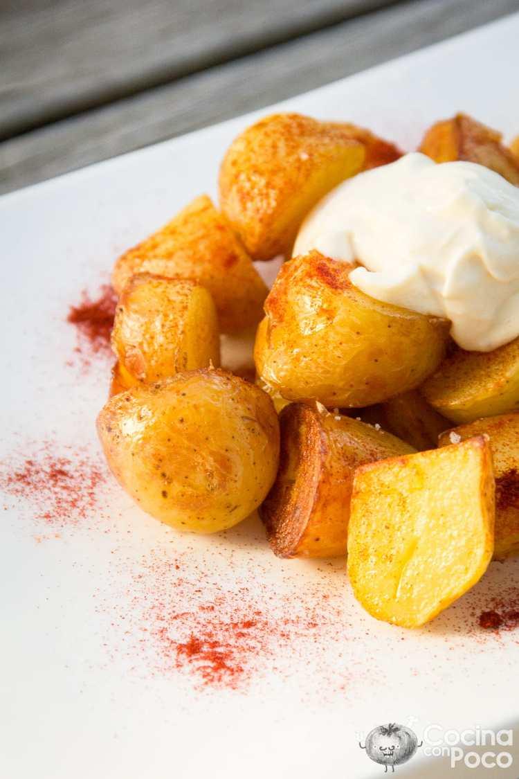receta patatas bravas mejores original auténticas receta