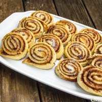 Rollitos de Canela - Cinnamon Rolls - Sin gluten - Paso a paso