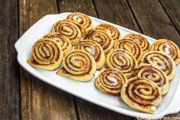 rollitos de canela suecos sin gluten paso a paso