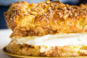 roscon de reyes receta facil sin gluten