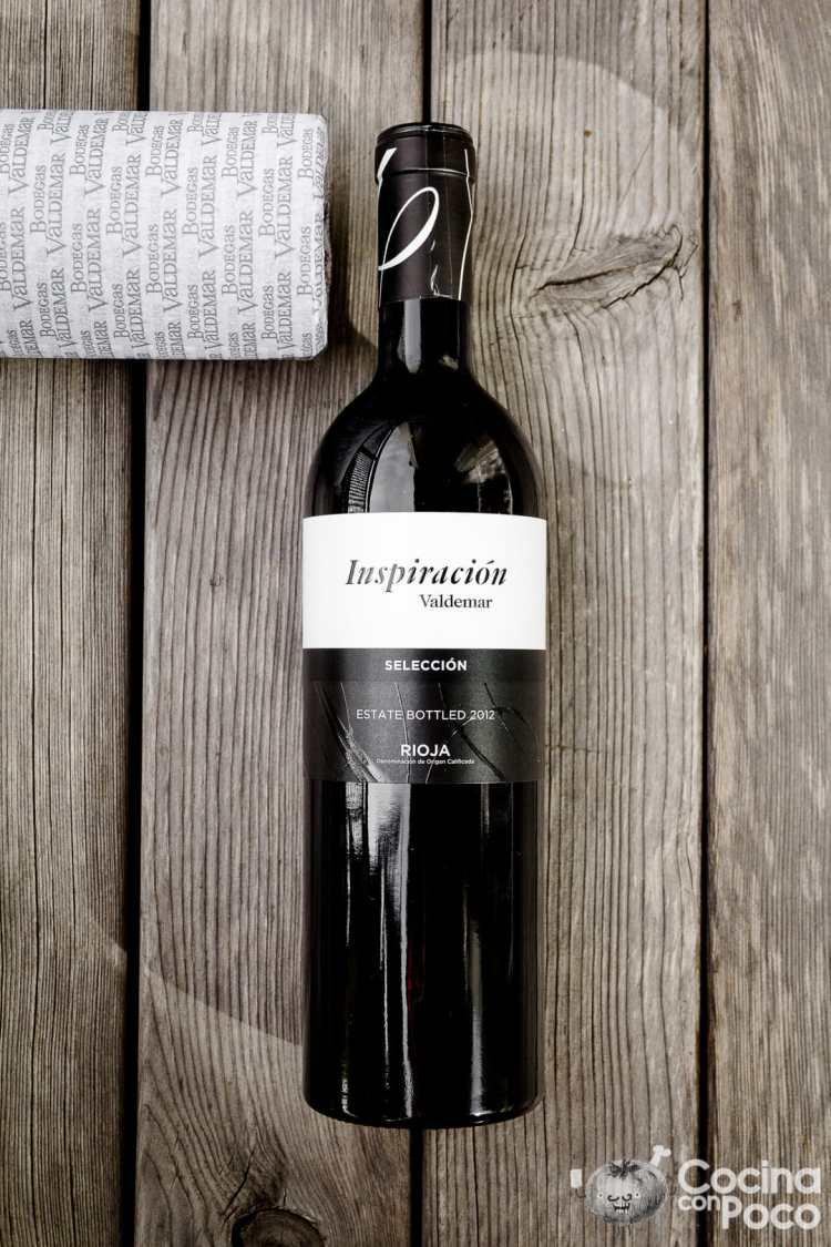 Valdemar inspiración Rioja