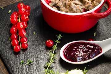 estofado de reno receta noruega
