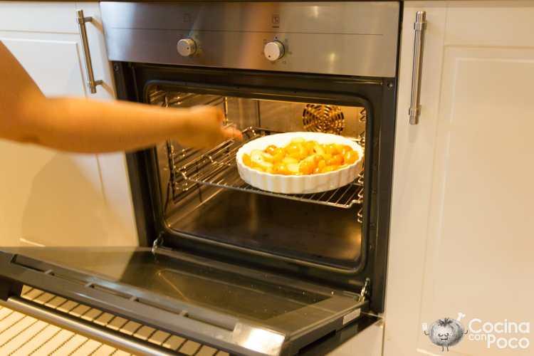 patatas al horno asadas con parmesano