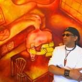 Mi comida dominicana: German Pérez – Artista visual, músico