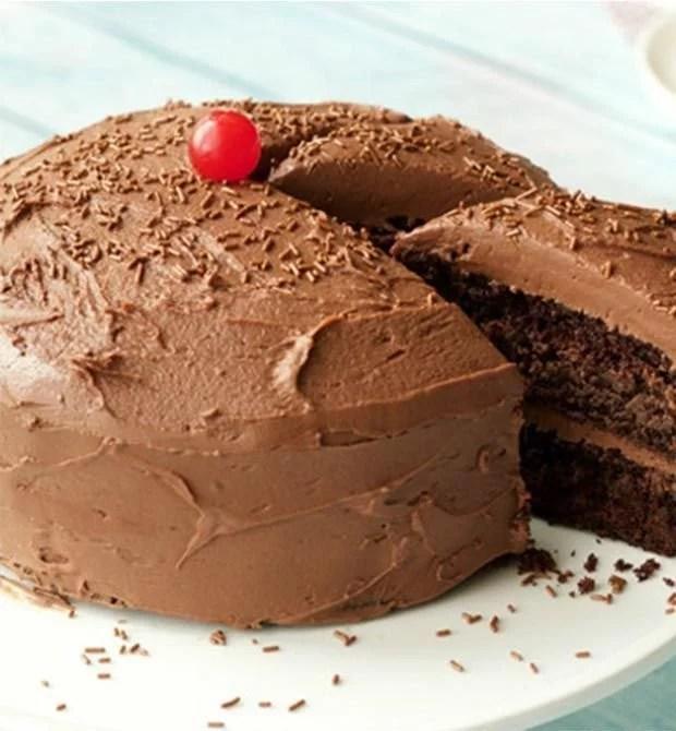 pastel de chocolate sin gluten delicioso y saludable