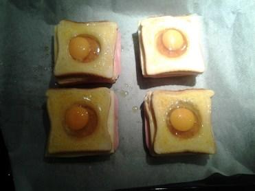 sandwich al horno con queso - 11