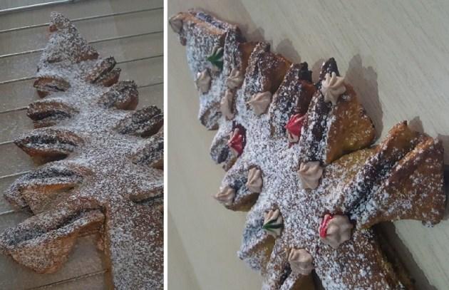 Resultado del Árbol de Navidad con Chocolate