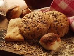 Receta de pan casero con semillas