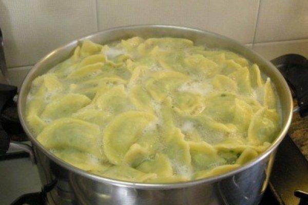 Como cocer los Raviolis