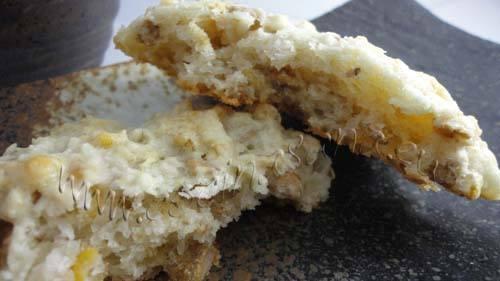 Maxi-galletas con avena y coco: ligeras y sanas!