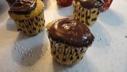 Cupcakes de Zanahorias, Nueces y Chocolate