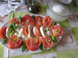Ensalada Caprese: fácil y deliciosa