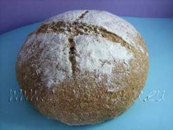 Pan integral al estilo tradicional. Receta paso a paso