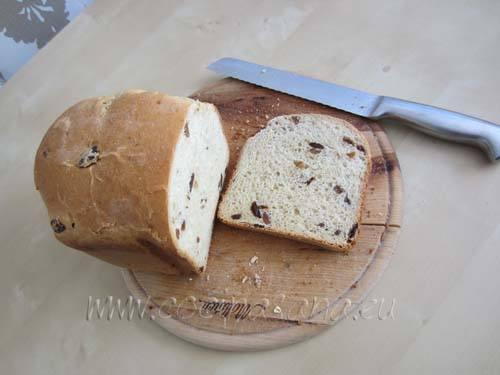 . Programa la máquina con el programa base (3 h y 30' más o menos) y para un pan de 750 g.