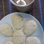 Galletas con avena y yogurt