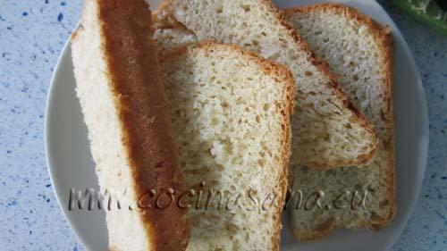 Pan con Queso hecho con la Máquina del Pan