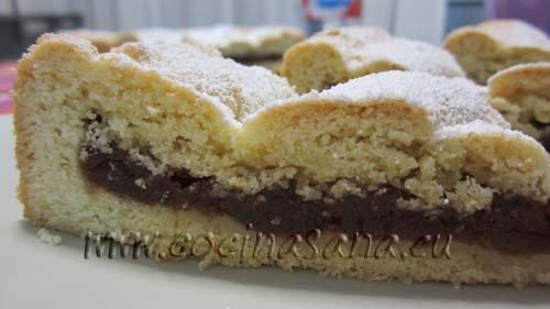 Y ya està! Tu fantástica crostata está lista! para poder disfrutarla con tus seres queridos o para que la consumas como un delicioso postre.