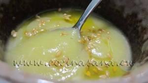 Crema de calabacines: Fácil y muy light