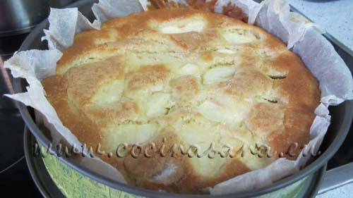 Tarta de Manzanas Super-Light