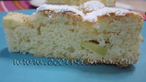 Esta tarta se hace en un momento, es muy, muy sencilla y muy sana, pero te prometo que te conquistará!