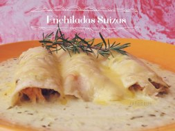 Cómo preparar Enchiladas Suizas: Video y Receta paso a paso