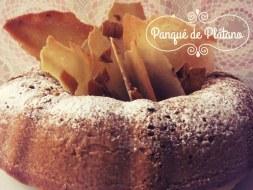 Cómo hacer Panqué de Plátano y Nueces: receta completa y vídeo paso a paso