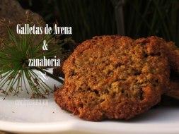 Cómo hacer Galletas de Avena y Zanahoria
