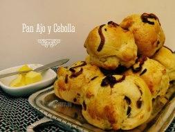 Cómo preparar Pan de Ajo y Cebolla, [Receta con Vídeo]
