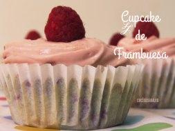 Cupcakes de Frambuesa ligeros. Bajos en calorías