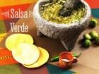 Salsa Verde de Tomatillos (Videoreceta): Receta tradicional