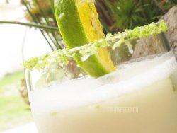 Batido de Yogur con Limón