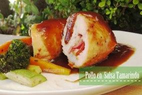 Pollo en Salsa de Tamarindo: Receta original