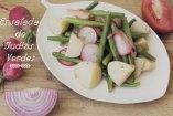 Cómo preparar Ensalada de Judías Verdes (Ejotes)