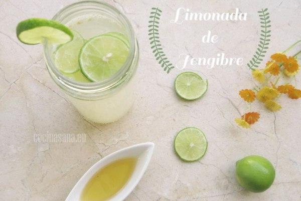 Limonada de Jengibre
