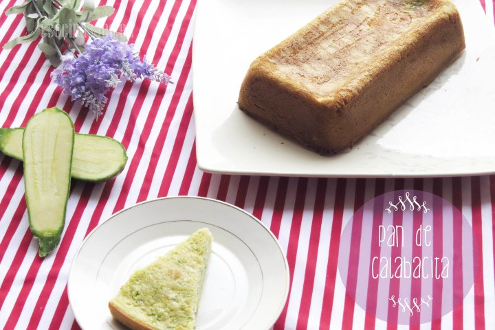 Pan de Calabacita