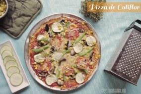 Pizza Sin Gluten: receta de pizza para celiacos