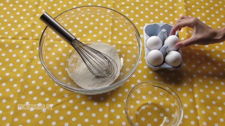 Colocar en un bowl o recipiente