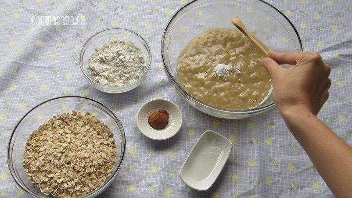 Agregar Ingredientes Secos