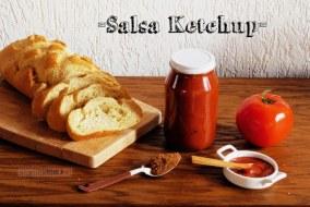 Cómo preparar Salsa Kétchup o Salsa Cátsup Casera