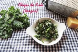 Chips de kale o berza