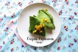Crepas de Espinacas. Receta Fácil para preparar crepes en 30 minutos
