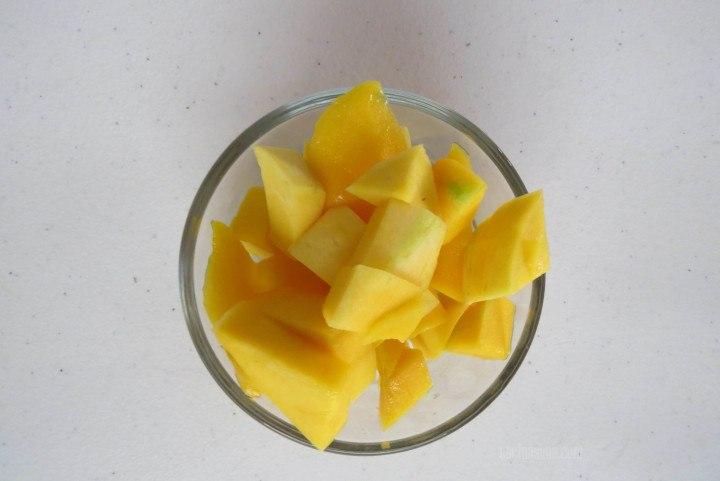 Picar el mango