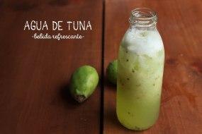Agua de Tuna: Bebida Refrescante y Fácil para el Verano