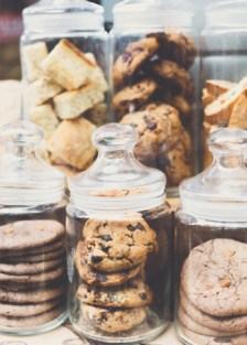 conservar galletas frescas y crujientes