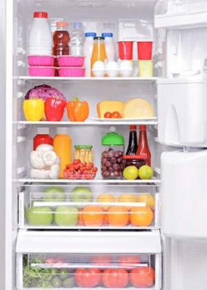 mantener refrigerador limpio