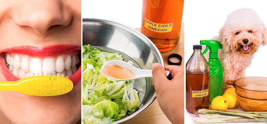 10 usos del vinagre de manzana que te aseguramos cambiarán tu vida